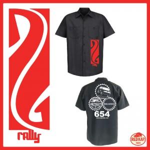 DG Rally Pit Crew Shirt